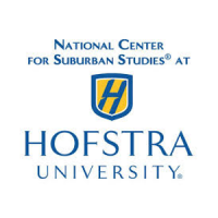 National Center for Suburban Studies logo
